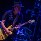 "Carlos Santana Addresses NFL Half-Time Performance – Politely Suggests ""Real Live Music"""